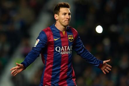 Малага не може да спре Барселона